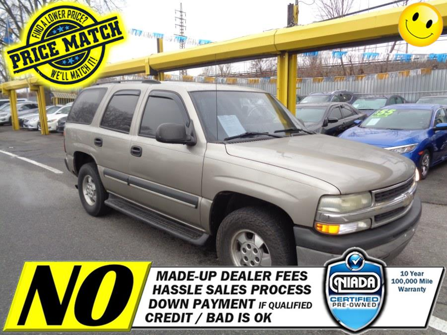 Used 2003 Chevrolet Tahoe in Rosedale, New York | Sunrise Auto Sales. Rosedale, New York