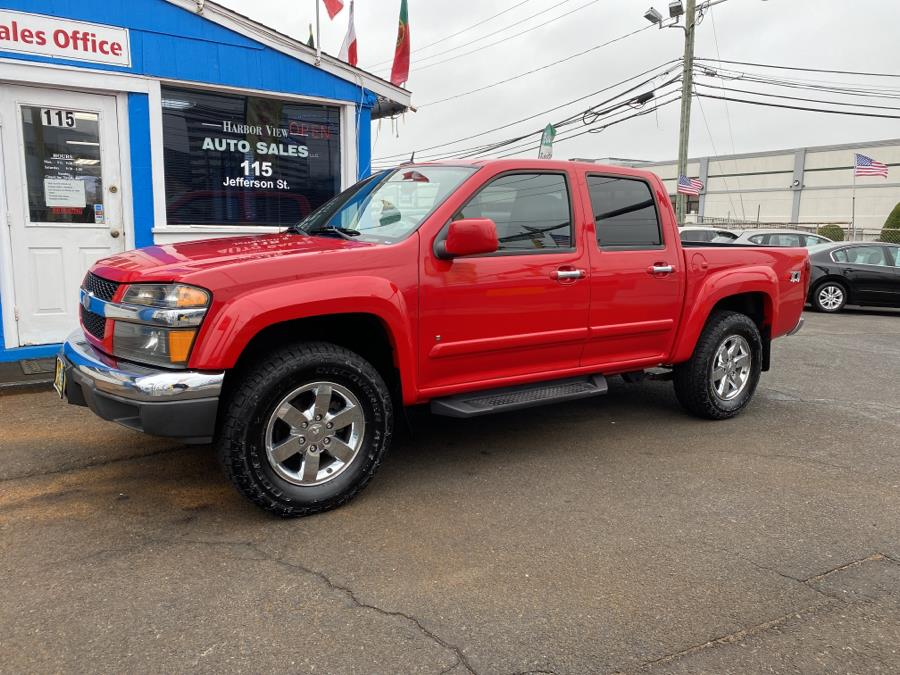 Used Chevrolet Colorado 4WD Crew Cab LT 2009 | Harbor View Auto Sales LLC. Stamford, Connecticut