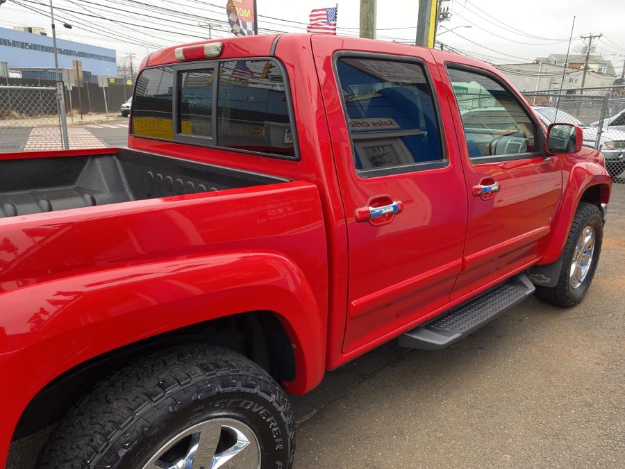 Used Chevrolet Colorado 4WD Crew Cab LT 2009 | Harbor View Auto Sales LLC. Stamford, Connecticut