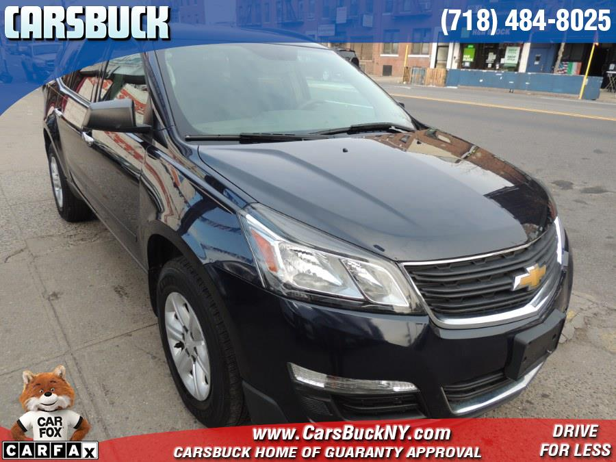 Used 2017 Chevrolet Traverse in Brooklyn, New York | Carsbuck Inc.. Brooklyn, New York