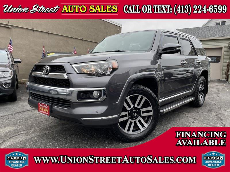 Used 2015 Toyota 4Runner in West Springfield, Massachusetts | Union Street Auto Sales. West Springfield, Massachusetts
