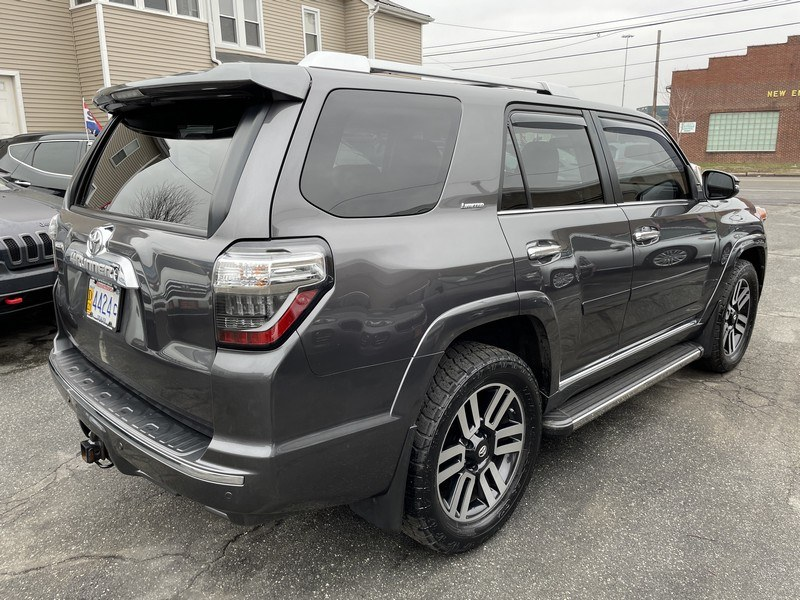 Used Toyota 4Runner 4WD 4dr V6 Limited (Natl) 2015 | Union Street Auto Sales. West Springfield, Massachusetts