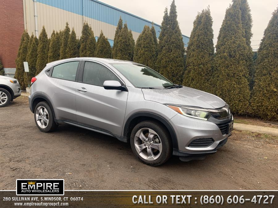 Used Honda HR-V LX AWD CVT 2019 | Empire Auto Wholesalers. S.Windsor, Connecticut