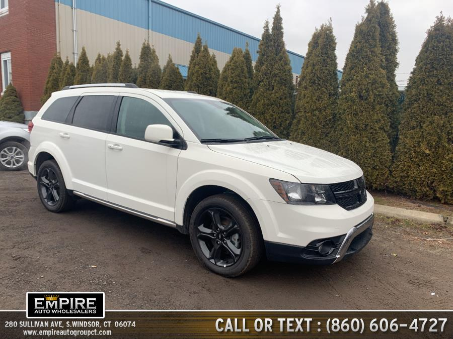 Used 2019 Dodge Journey in S.Windsor, Connecticut | Empire Auto Wholesalers. S.Windsor, Connecticut