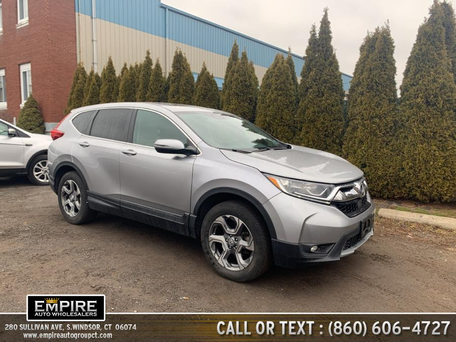 Used 2017 Honda CR-V in S.Windsor, Connecticut | Empire Auto Wholesalers. S.Windsor, Connecticut