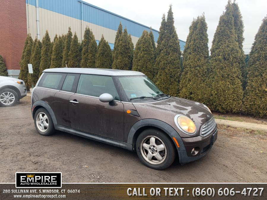 Used 2010 MINI Cooper Clubman in S.Windsor, Connecticut | Empire Auto Wholesalers. S.Windsor, Connecticut