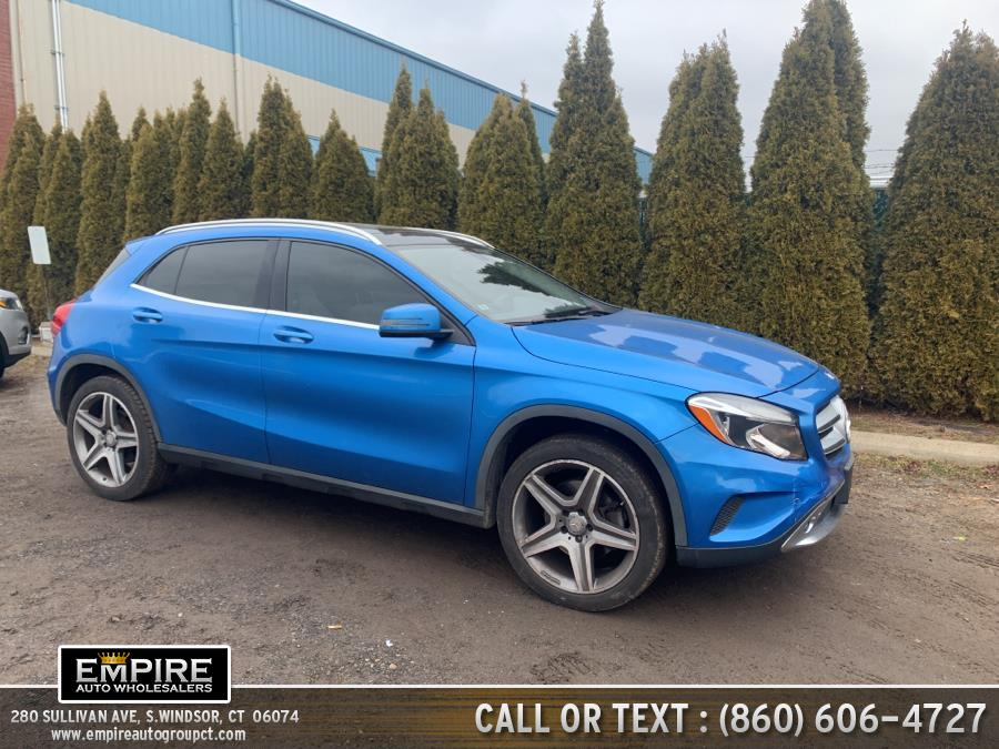 Used Mercedes-Benz GLA-Class 4MATIC 4dr GLA250 2015 | Empire Auto Wholesalers. S.Windsor, Connecticut