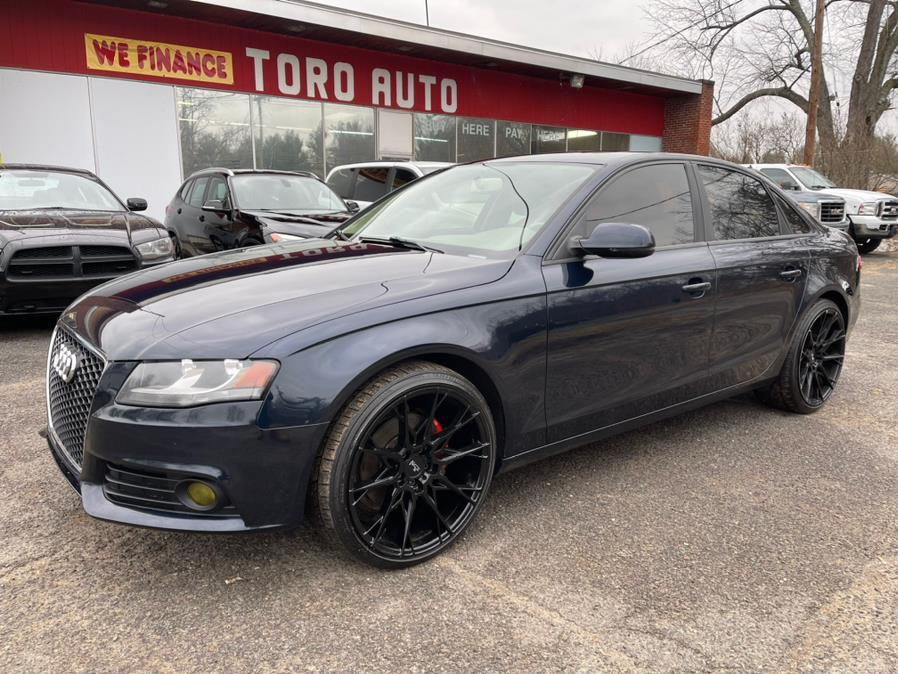 Used 2011 Audi A4 in East Windsor, Connecticut | Toro Auto. East Windsor, Connecticut