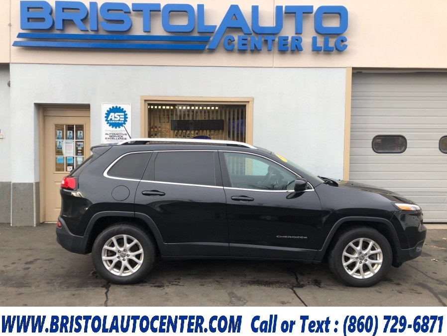 Used 2015 Jeep Cherokee in Bristol, Connecticut | Bristol Auto Center LLC. Bristol, Connecticut