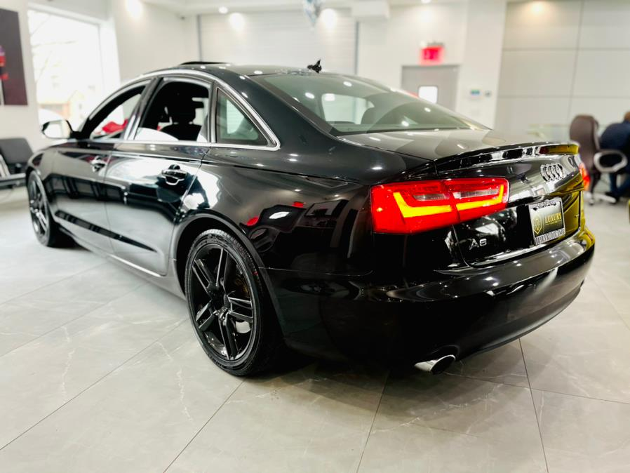 Used Audi A6 4dr Sdn quattro 2.0T Premium Plus 2015 | Luxury Motor Club. Franklin Square, New York