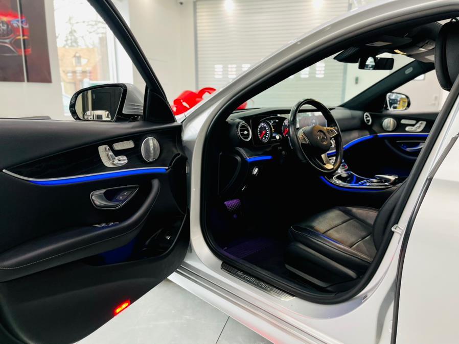 Used Mercedes-Benz E-Class E300 Sport 4MATIC Sedan 2017 | Luxury Motor Club. Franklin Square, New York