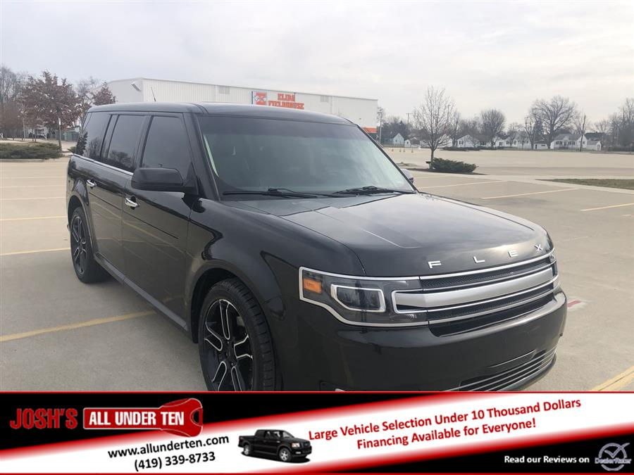 Used 2015 Ford Flex in Elida, Ohio | Josh's All Under Ten LLC. Elida, Ohio