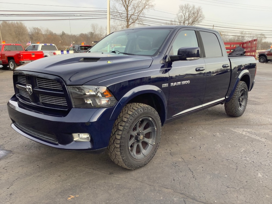 Used 2012 Ram 1500 in Ortonville, Michigan | Marsh Auto Sales LLC. Ortonville, Michigan