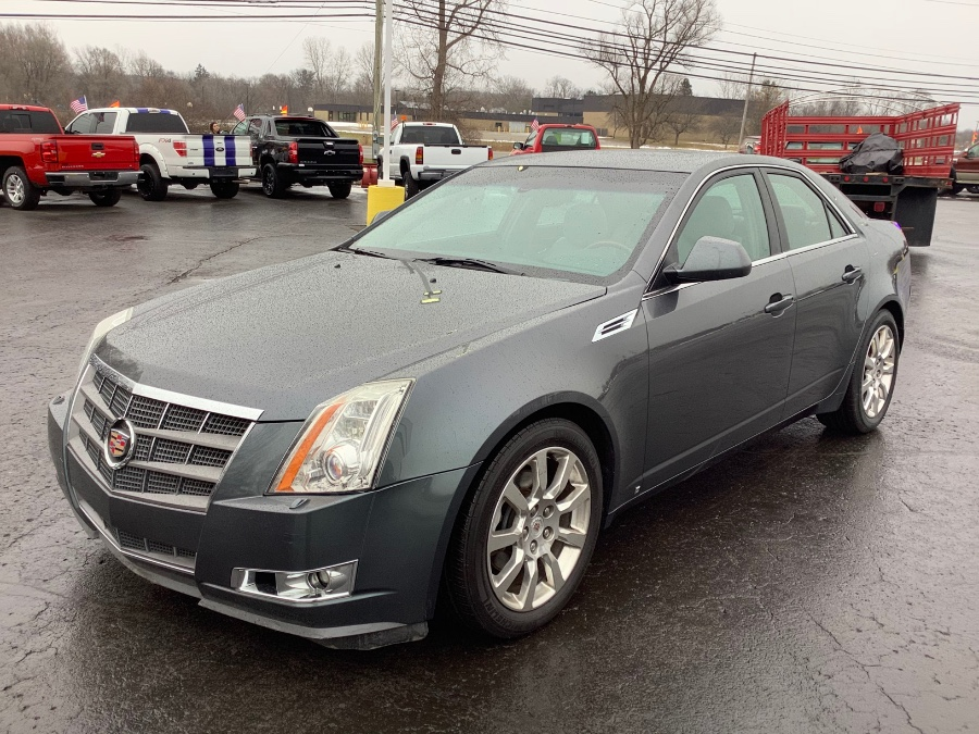 Used 2009 Cadillac CTS in Ortonville, Michigan | Marsh Auto Sales LLC. Ortonville, Michigan