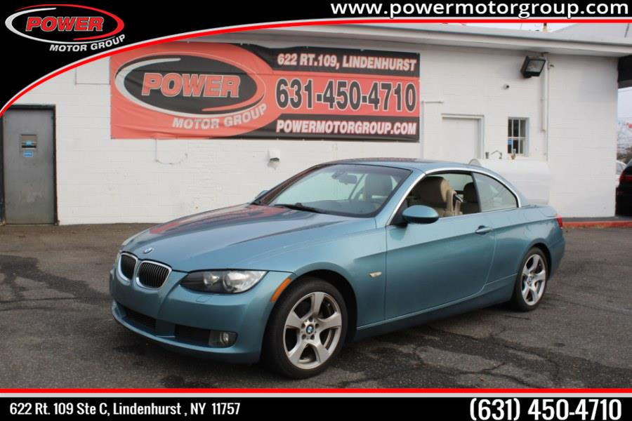 Used 2008 BMW 3 Series- CONVERTABLE in Lindenhurst , New York | Power Motor Group. Lindenhurst , New York