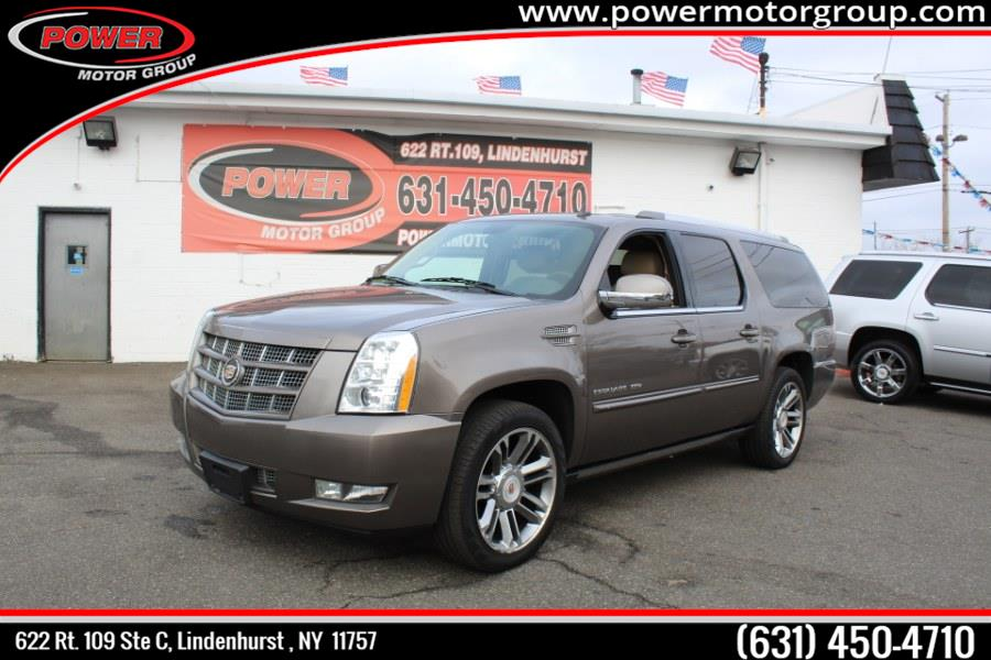Used 2014 Cadillac Escalade ESV in Lindenhurst , New York | Power Motor Group. Lindenhurst , New York