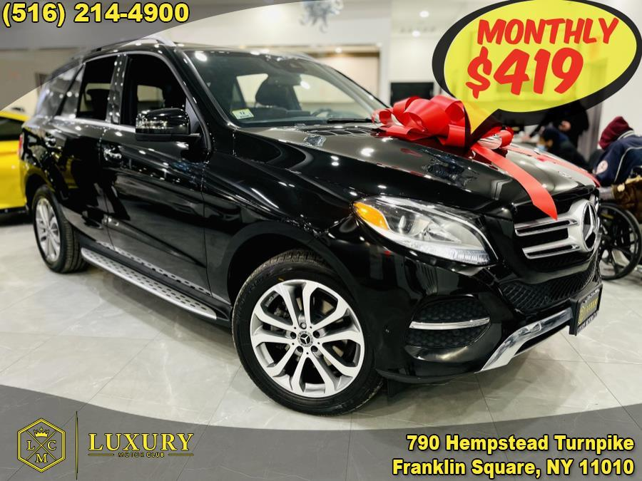 Used 2018 Mercedes-Benz GLE in Franklin Square, New York | Luxury Motor Club. Franklin Square, New York
