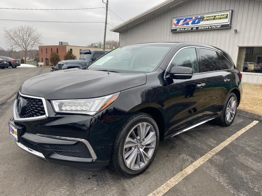 Used 2018 Acura MDX in Berlin, Connecticut | Tru Auto Mall. Berlin, Connecticut
