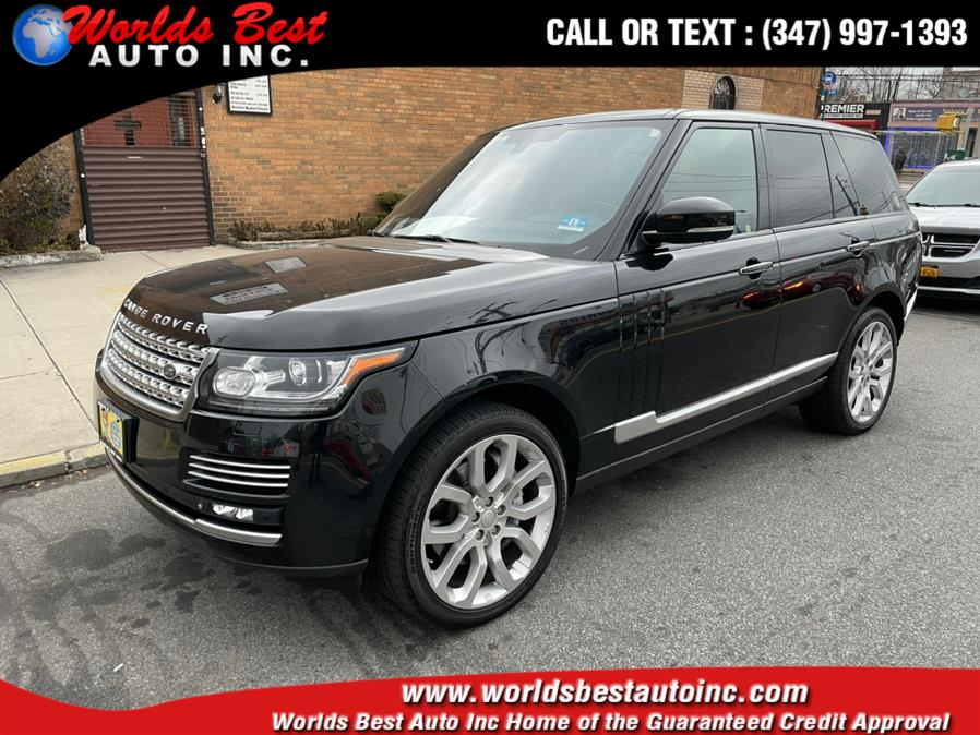 Used 2015 Land Rover Range Rover in Brooklyn, New York