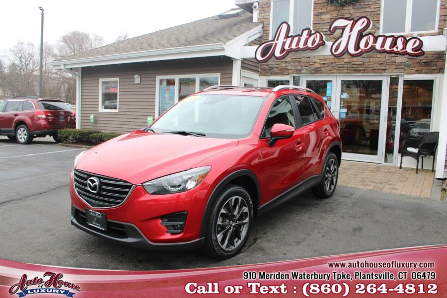 Used Mazda CX-5 AWD 4dr Auto Grand Touring 2016 | Auto House of Luxury. Plantsville, Connecticut
