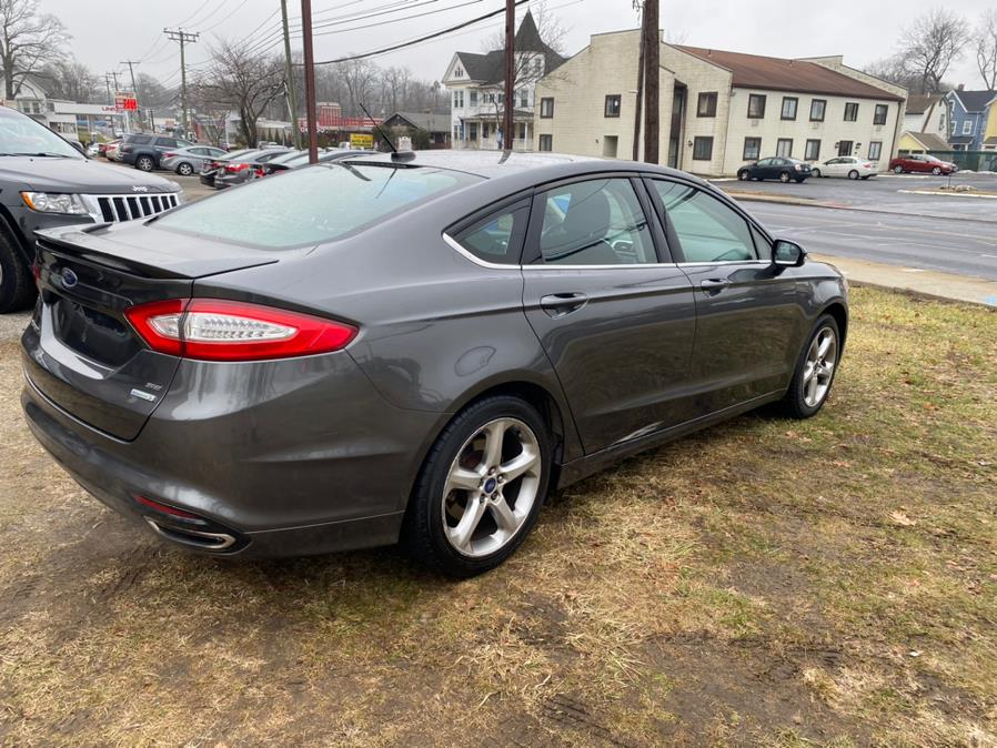 Used Ford Fusion 4dr Sdn SE FWD 2015 | Safe Used Auto Sales LLC. Danbury, Connecticut