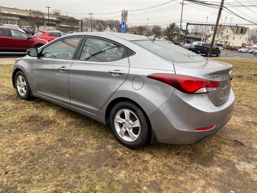 Used Hyundai Elantra 4dr Sdn Auto SE (Ulsan Plant) 2015 | Safe Used Auto Sales LLC. Danbury, Connecticut