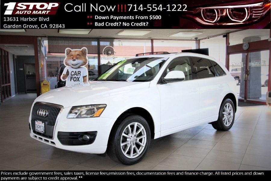 Used 2012 Audi Q5 in Garden Grove, California | 1 Stop Auto Mart Inc.. Garden Grove, California