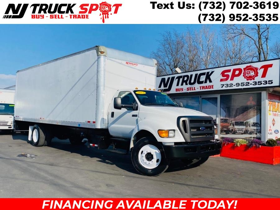 Used 2013 Ford Super Duty F-750 Straight Frame in South Amboy, New Jersey | NJ Truck Spot. South Amboy, New Jersey