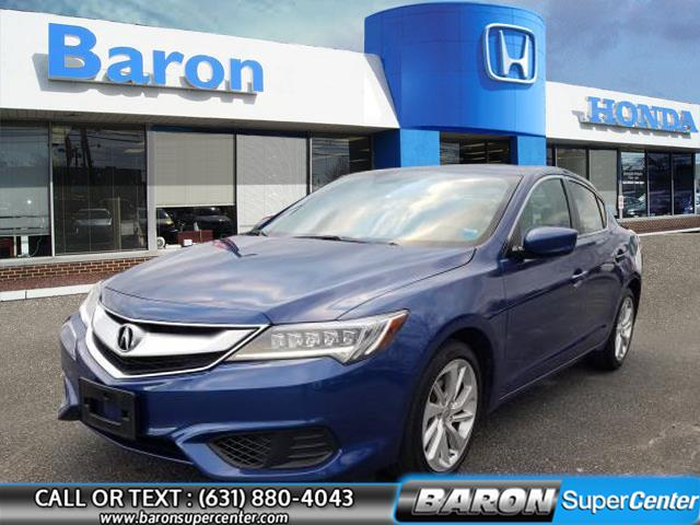 Used 2018 Acura Ilx in Patchogue, New York | Baron Supercenter. Patchogue, New York