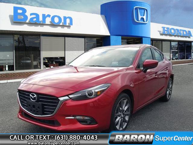 Used 2018 Mazda Mazda3 4-door in Patchogue, New York | Baron Supercenter. Patchogue, New York