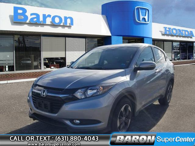 Used 2018 Honda Hr-v in Patchogue, New York | Baron Supercenter. Patchogue, New York