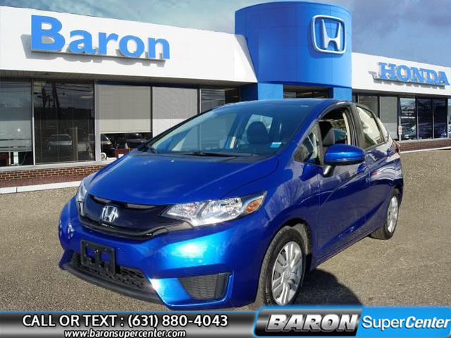 Used 2017 Honda Fit in Patchogue, New York | Baron Supercenter. Patchogue, New York
