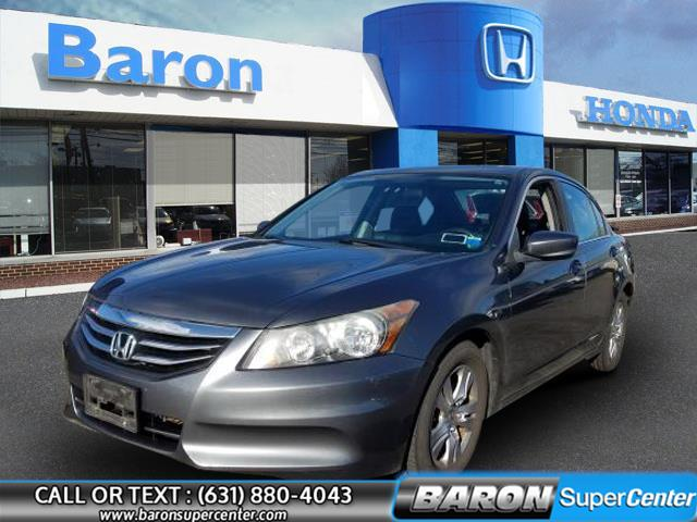 Used 2011 Honda Accord Sedan in Patchogue, New York | Baron Supercenter. Patchogue, New York