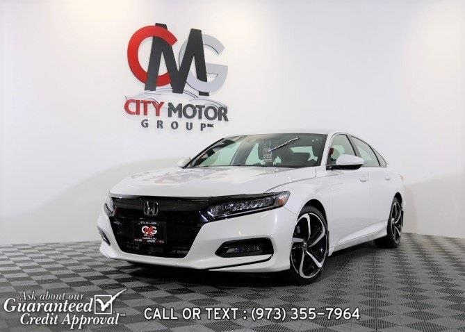 Used 2018 Honda Accord in Haskell, New Jersey | City Motor Group Inc.. Haskell, New Jersey