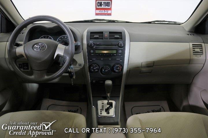 Used Toyota Corolla LE 2010   City Motor Group Inc.. Haskell, New Jersey