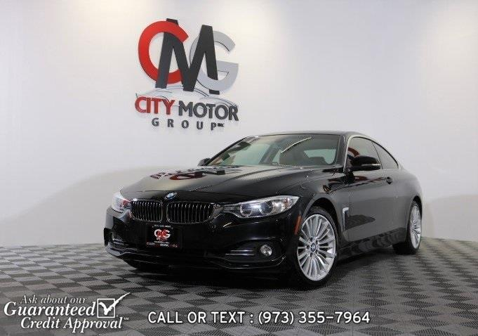 Used 2014 BMW 4 Series in Haskell, New Jersey | City Motor Group Inc.. Haskell, New Jersey