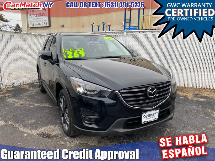 Used 2016 Mazda CX-5 in Bayshore, New York | Carmatch NY. Bayshore, New York