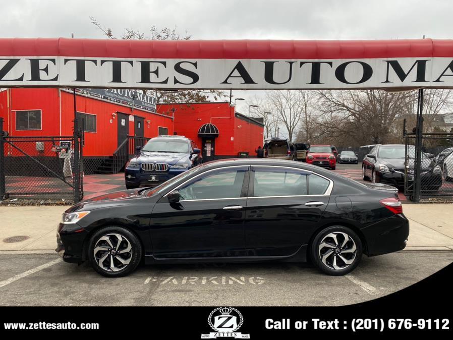 Used Honda Accord Sedan 4dr I4 CVT Sport 2016 | Zettes Auto Mall. Jersey City, New Jersey