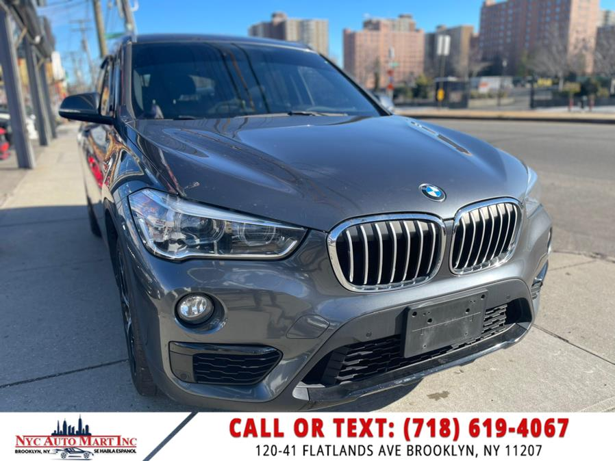 Used 2017 BMW X1 in Brooklyn, New York | NYC Automart Inc. Brooklyn, New York