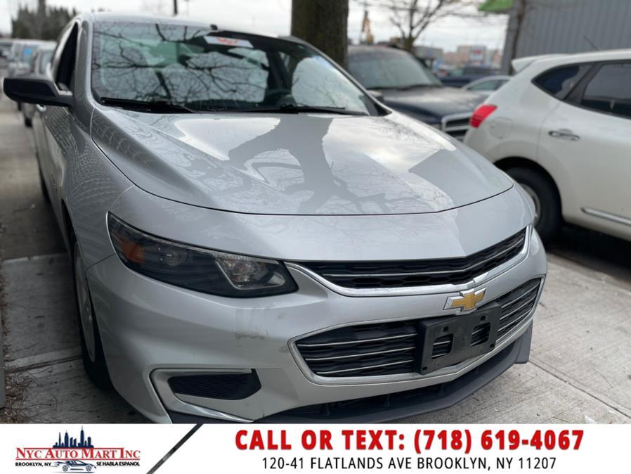 Used 2018 Chevrolet Malibu in Brooklyn, New York | NYC Automart Inc. Brooklyn, New York
