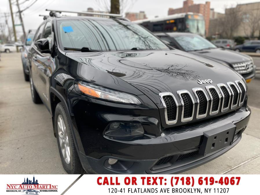 Used 2015 Jeep Cherokee in Brooklyn, New York | NYC Automart Inc. Brooklyn, New York