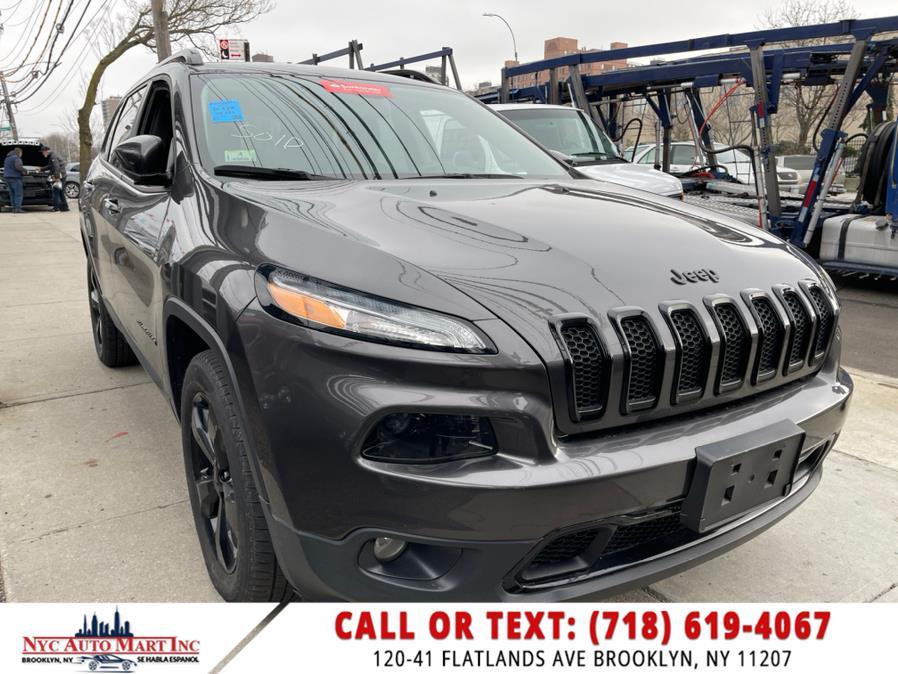 Used 2018 Jeep Cherokee in Brooklyn, New York | NYC Automart Inc. Brooklyn, New York