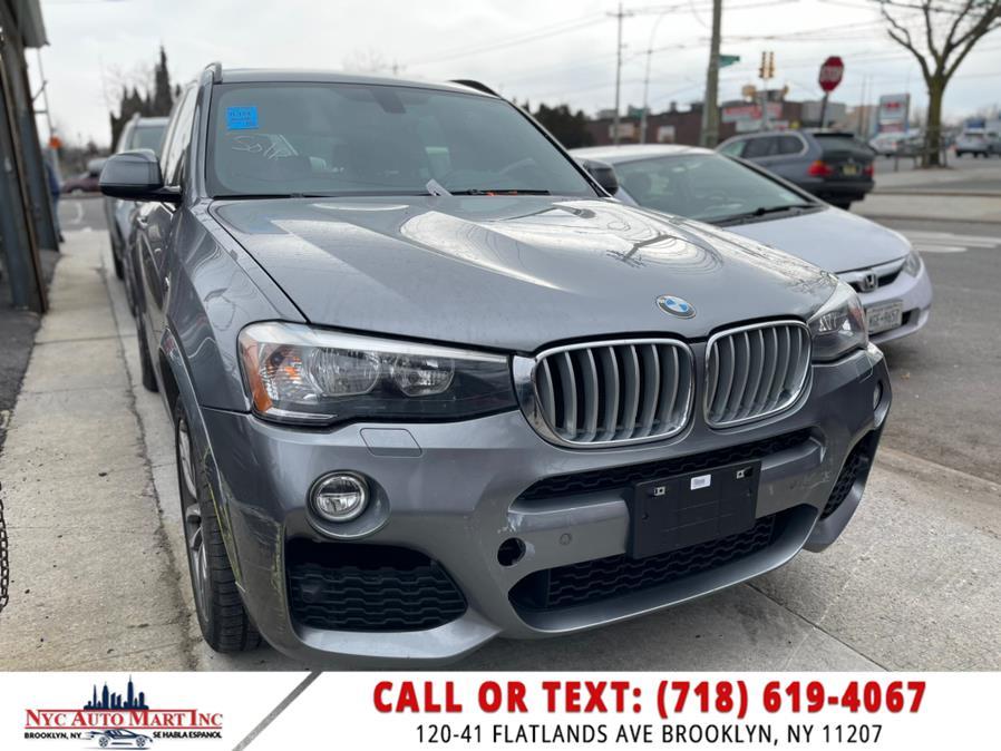 Used 2017 BMW X3 in Brooklyn, New York | NYC Automart Inc. Brooklyn, New York