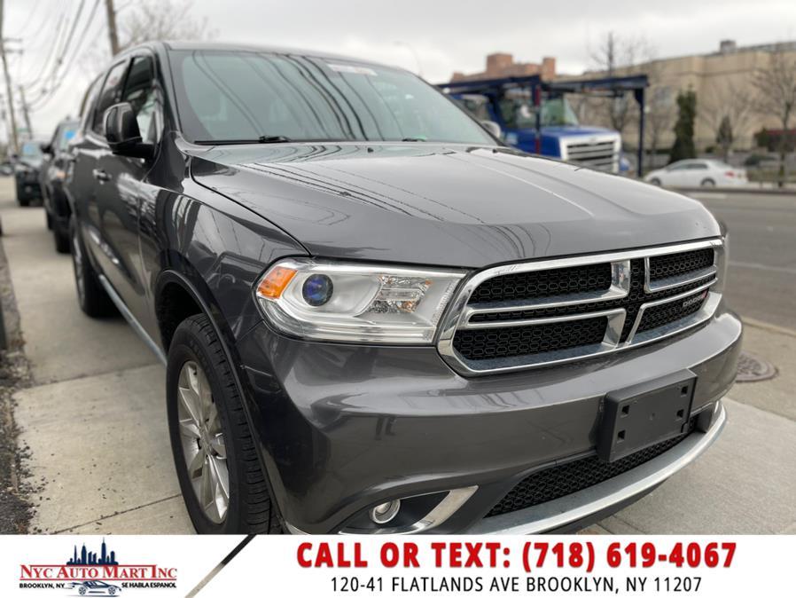 Used 2017 Dodge Durango in Brooklyn, New York | NYC Automart Inc. Brooklyn, New York
