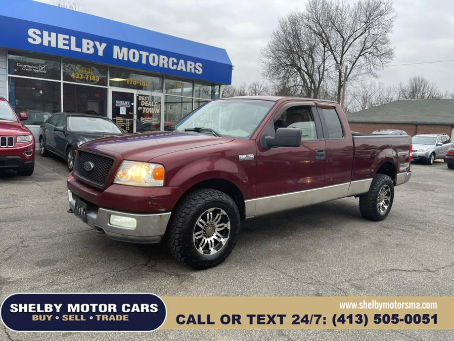 Used 2005 Ford F-150 in Springfield, Massachusetts | Shelby Motor Cars . Springfield, Massachusetts