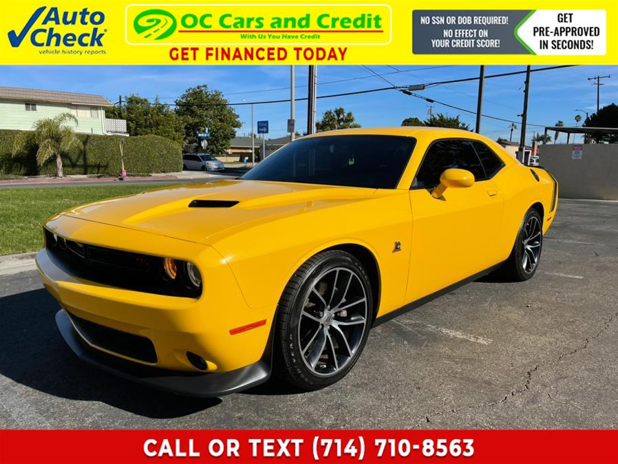 Used 2017 Dodge Challenger in Garden Grove, California | OC Cars and Credit. Garden Grove, California