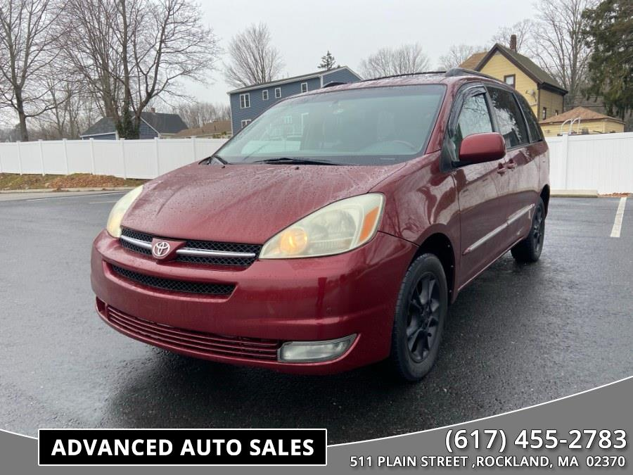 Used 2004 Toyota Sienna in Rockland, Massachusetts | Advanced Auto Sales. Rockland, Massachusetts