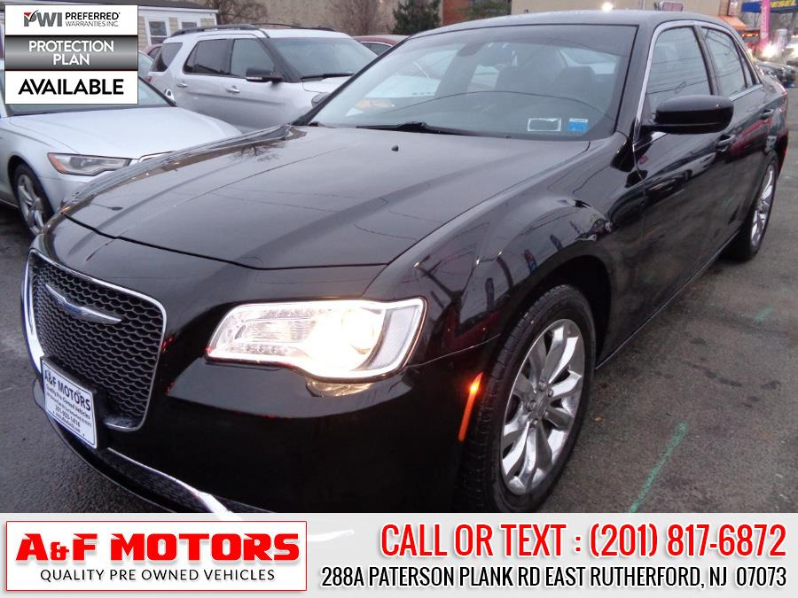 Used Chrysler 300 4dr Sdn Limited AWD 2015 | A&F Motors LLC. East Rutherford, New Jersey