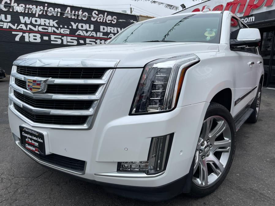 Used 2018 Cadillac Escalade in Bronx, New York | Champion Auto Sales Of The Bronx. Bronx, New York