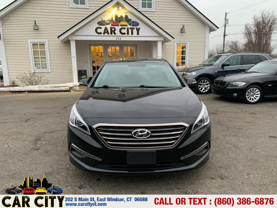 Used Hyundai Sonata 4dr Sdn 2.4L Limited 2015 | Car City LLC. East Windsor, Connecticut